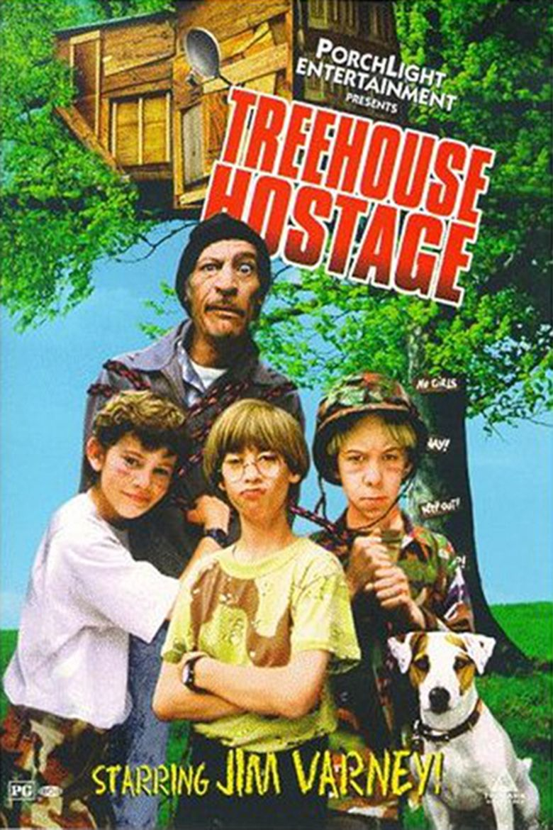 Treehouse Hostage movie poster