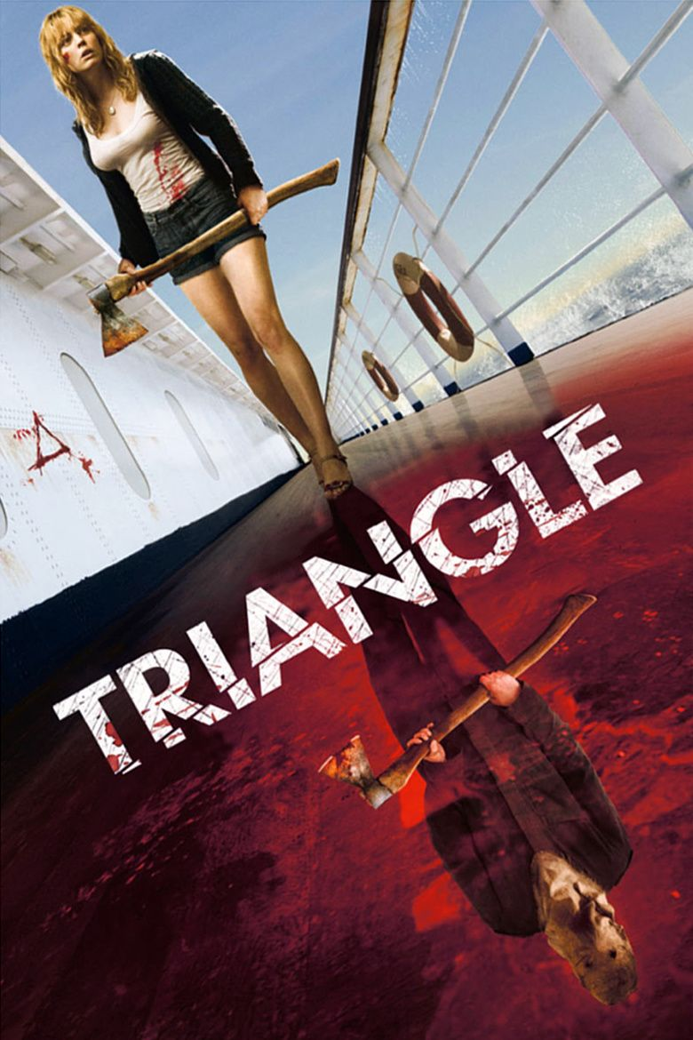 Triangle (2009 British film) movie poster