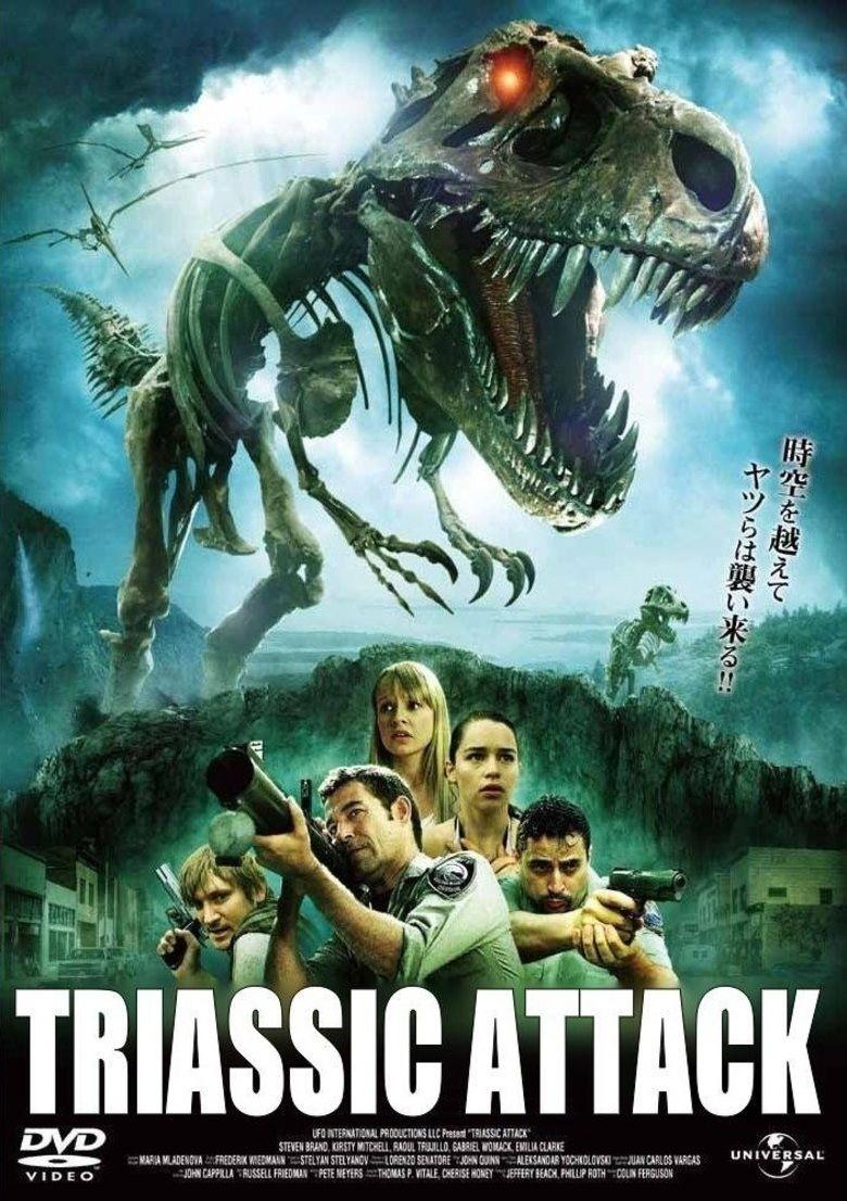 Triassic Attack movie poster