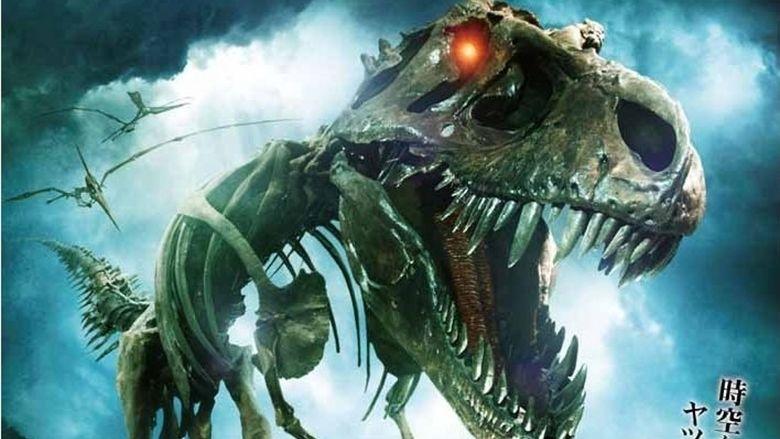 Triassic Attack movie scenes