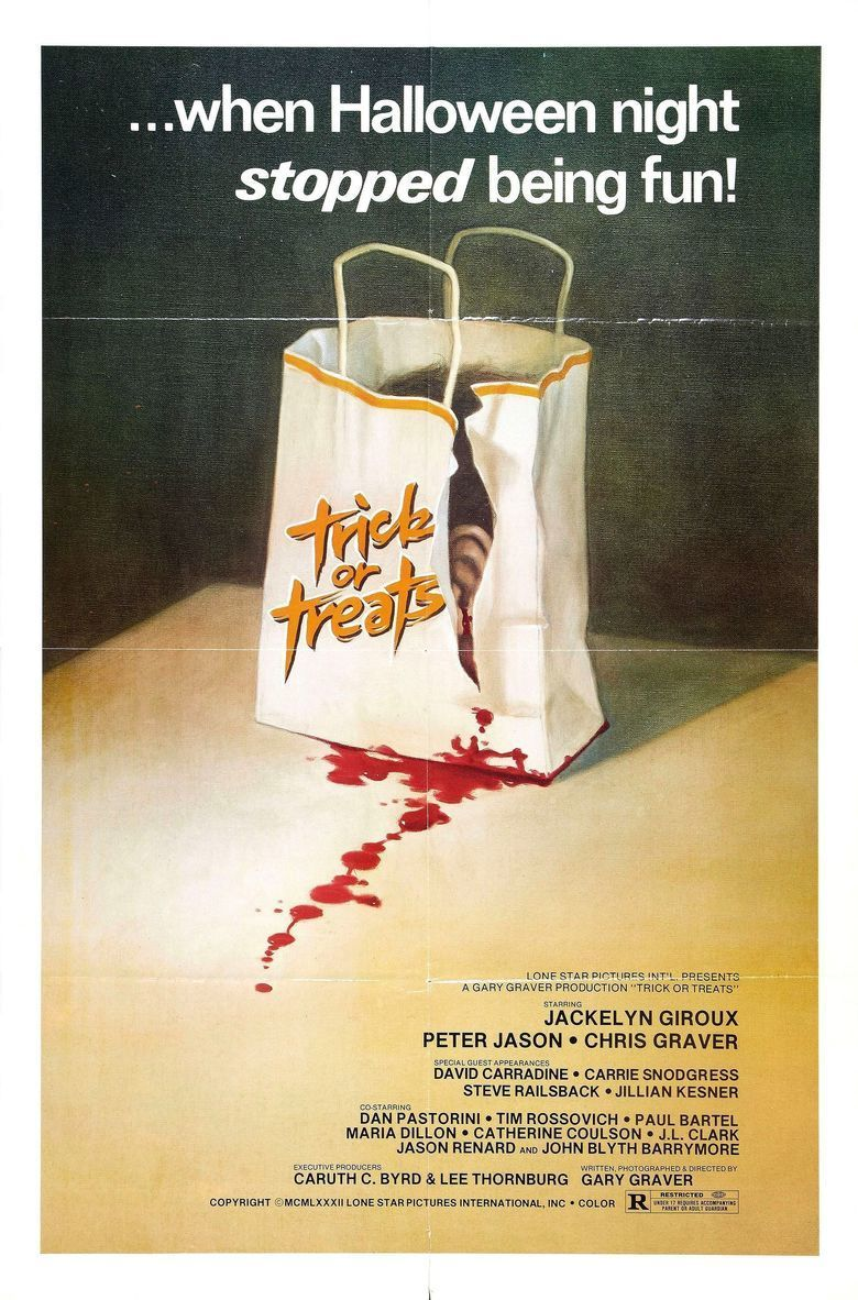 Trick or Treats movie poster