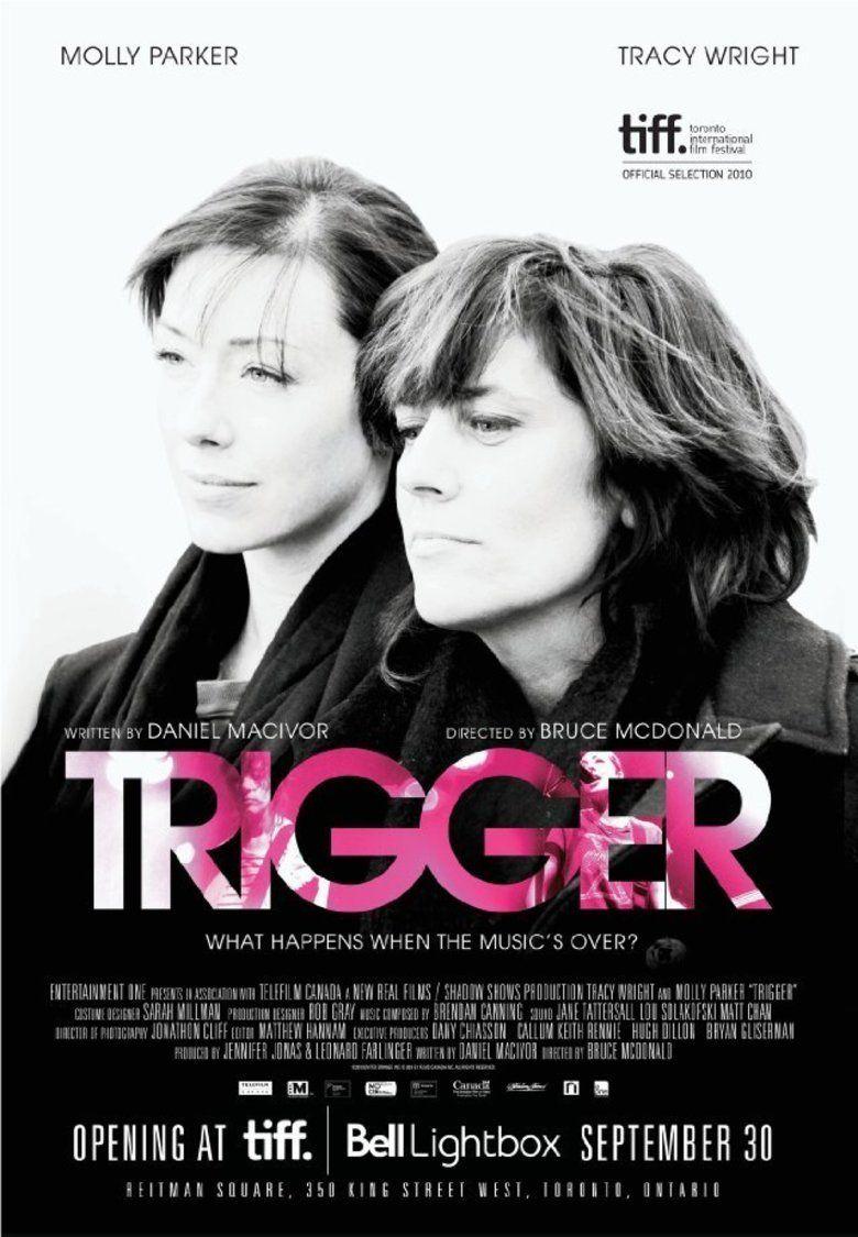 Trigger (film) movie poster