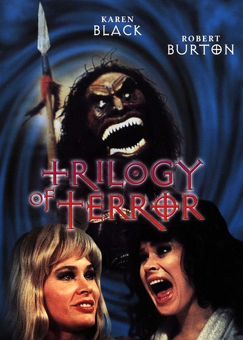 Trilogy of Terror movie poster