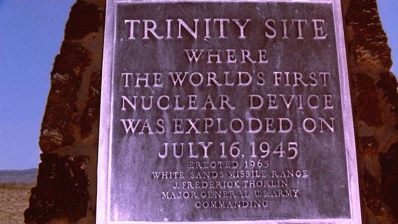 Trinity and Beyond movie scenes