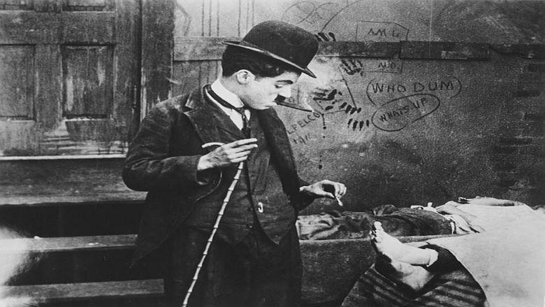 Triple Trouble (1918 film) movie scenes