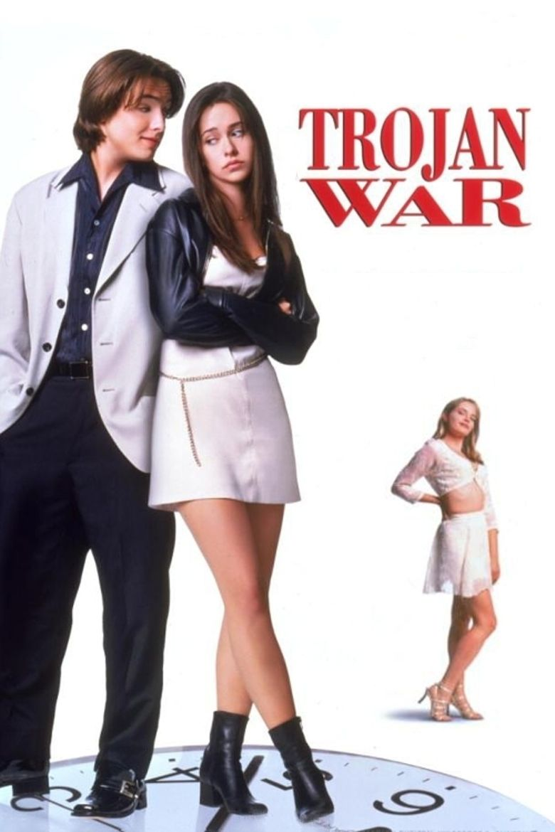 Trojan War (film) movie poster