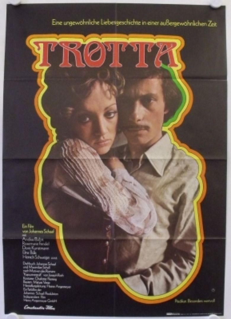 Trotta (film) movie poster