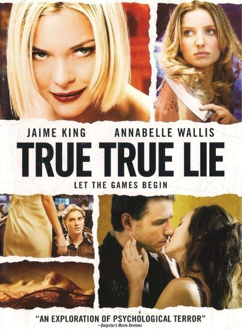 True True Lie movie poster