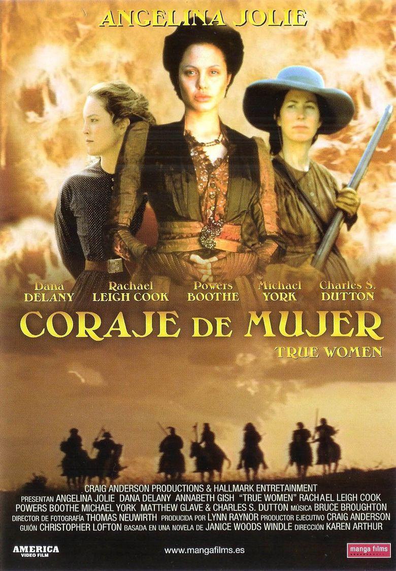 True Women movie poster