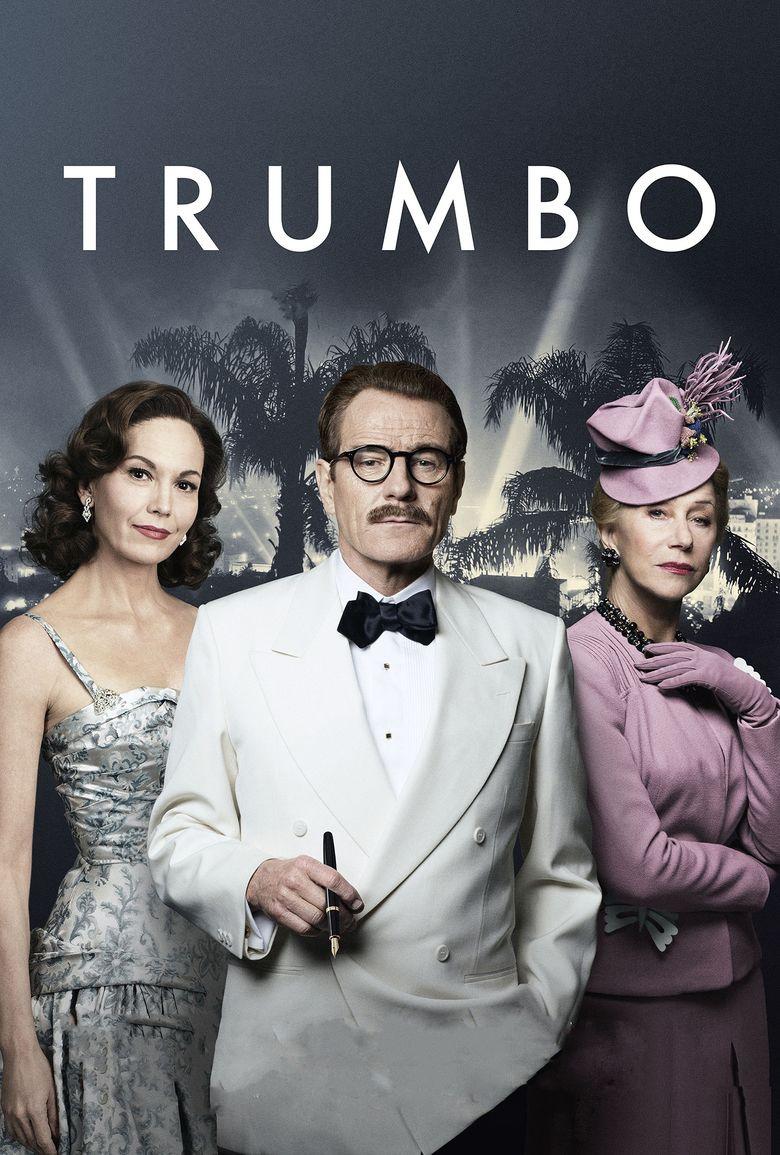 Trumbo (2015 film) movie poster