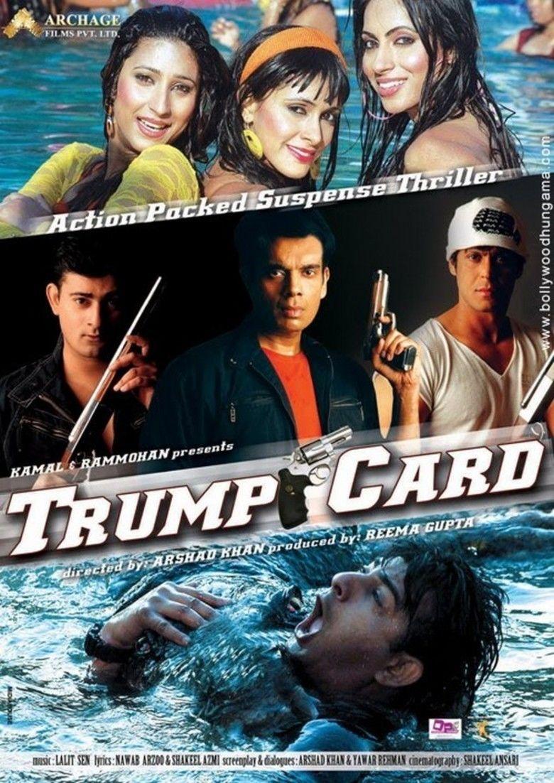 Trump Card (film) movie poster