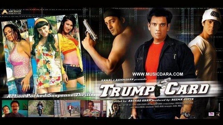 Trump Card (film) movie scenes
