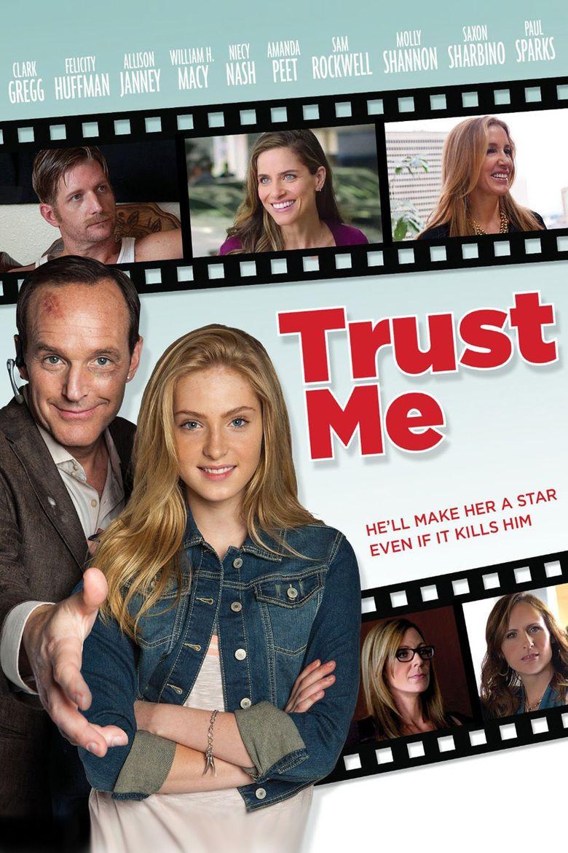 Trust Me (2013 film) movie poster