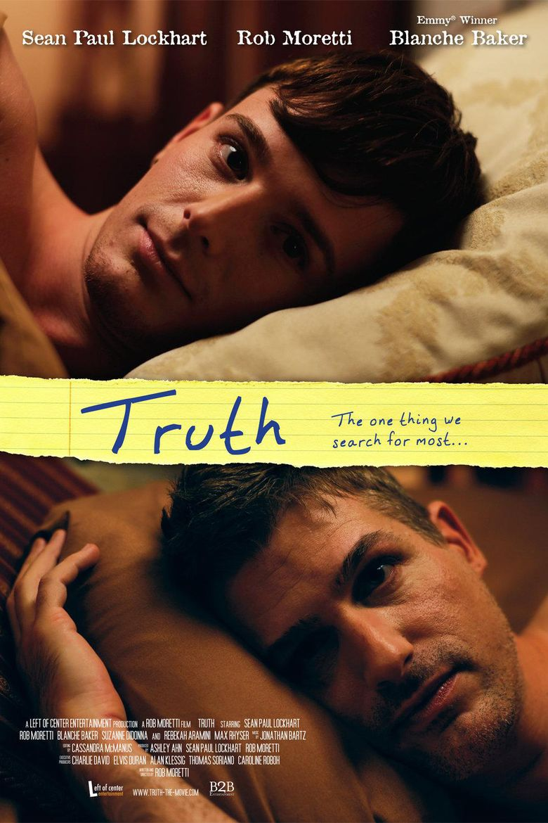 Truth (2013 film) movie poster