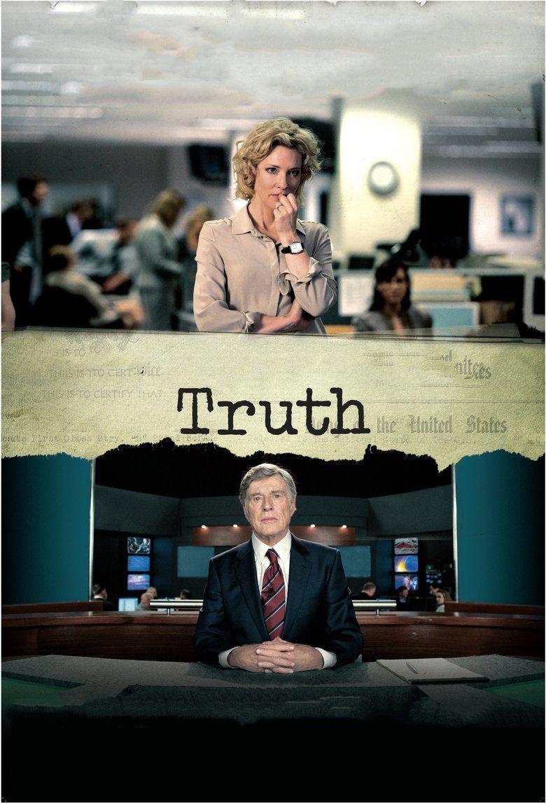 Truth (2015 film) movie poster