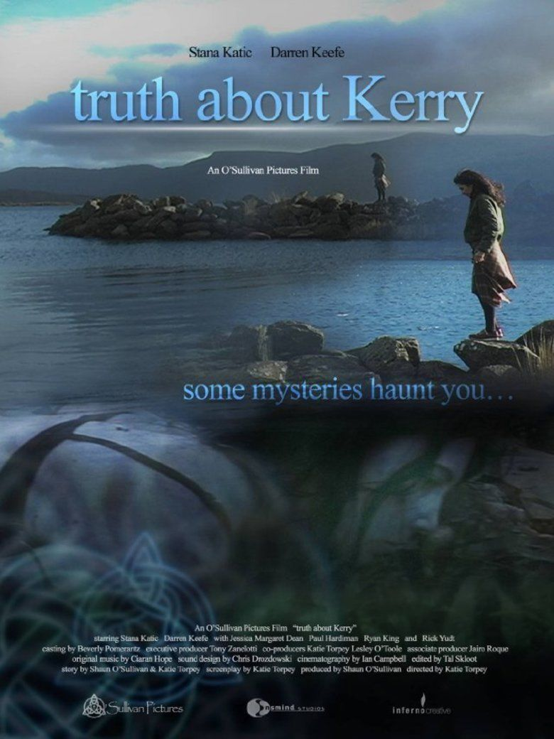 Truth about Kerry movie poster