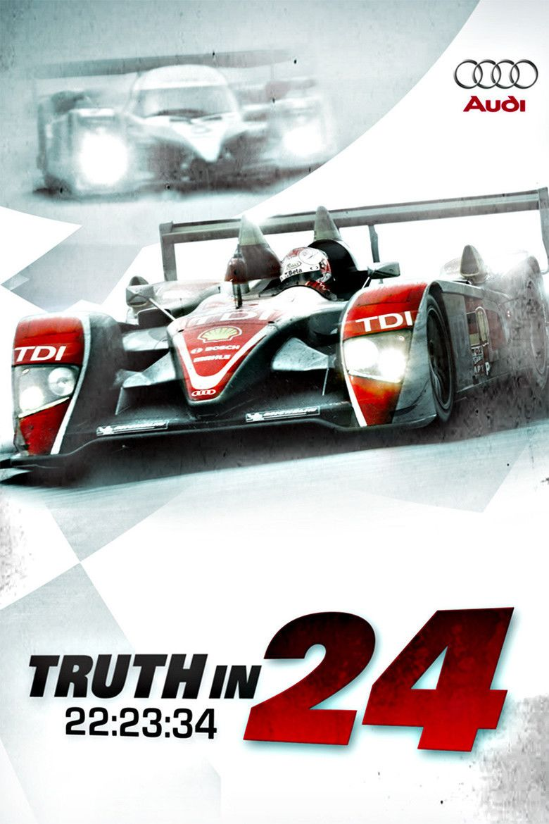 Truth in 24 movie poster