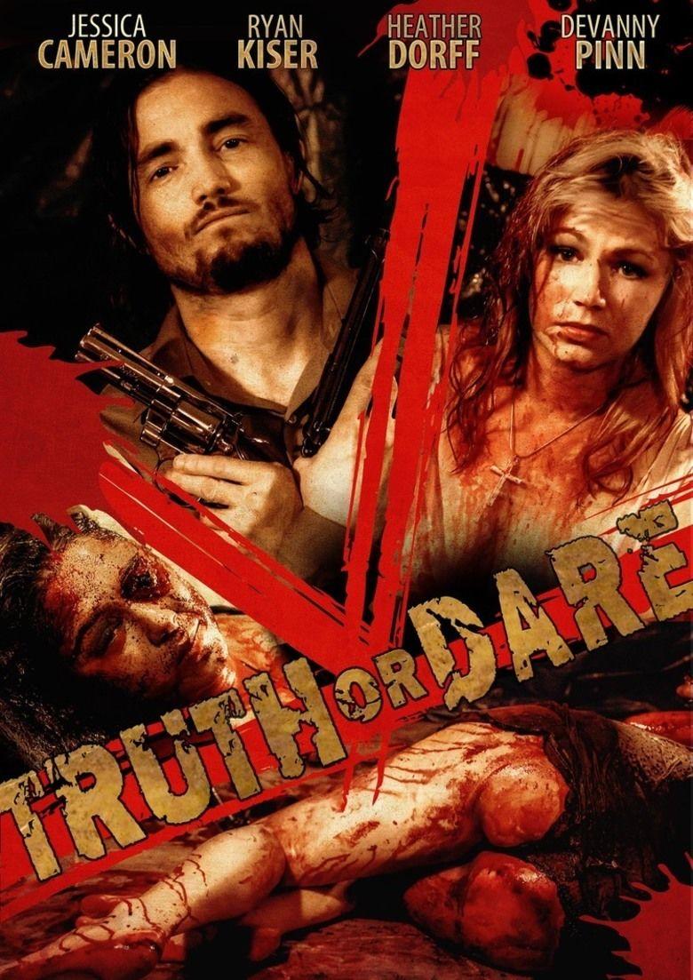 Truth or Dare (2013 film) movie poster