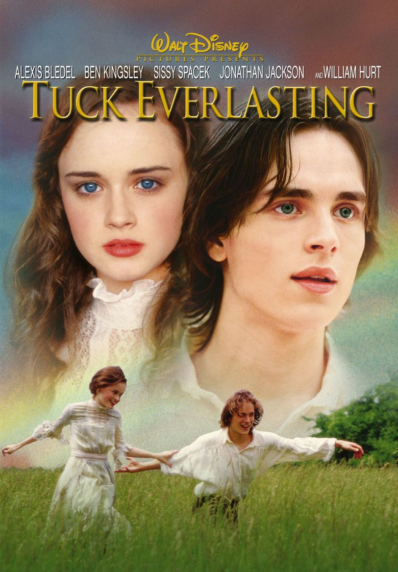 Tuck Everlasting (2002 film) movie poster