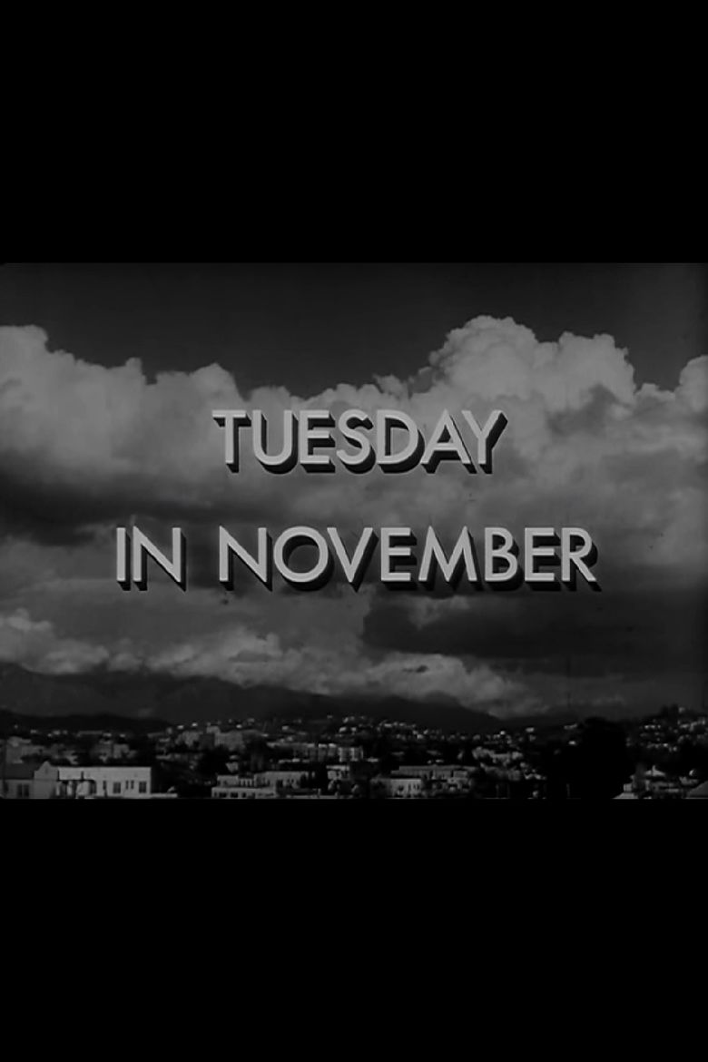 Tuesday in November movie poster