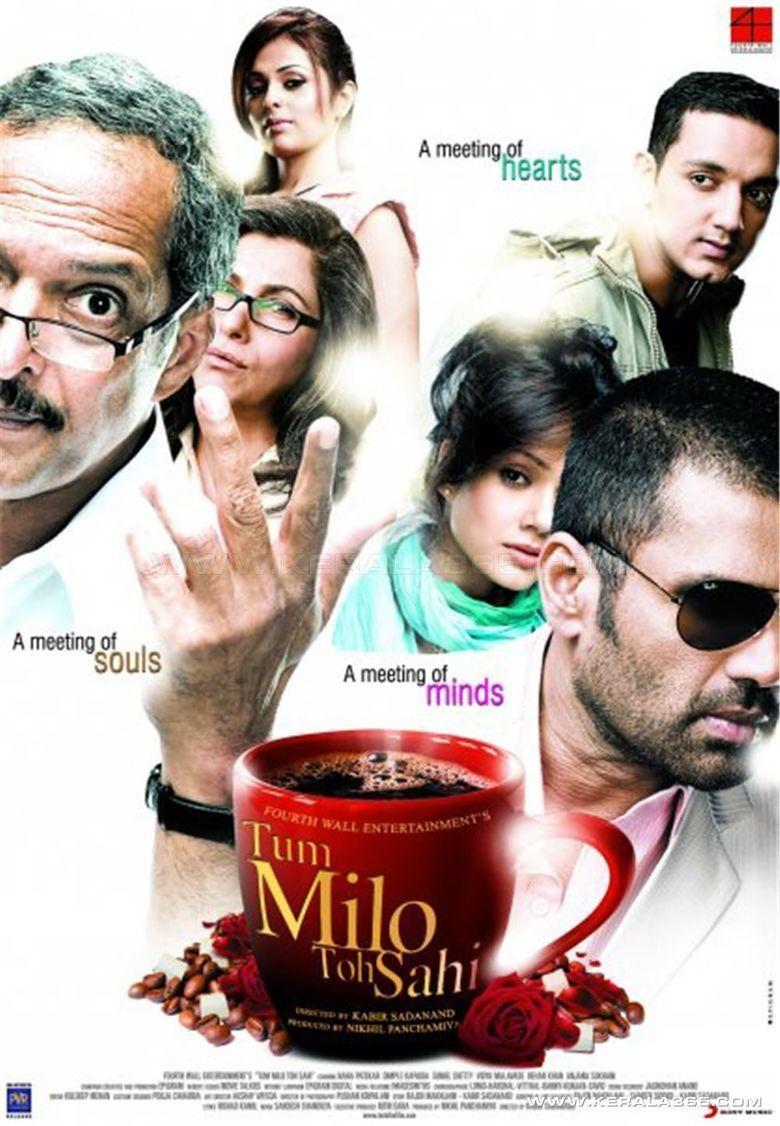 Tum Milo Toh Sahi movie poster