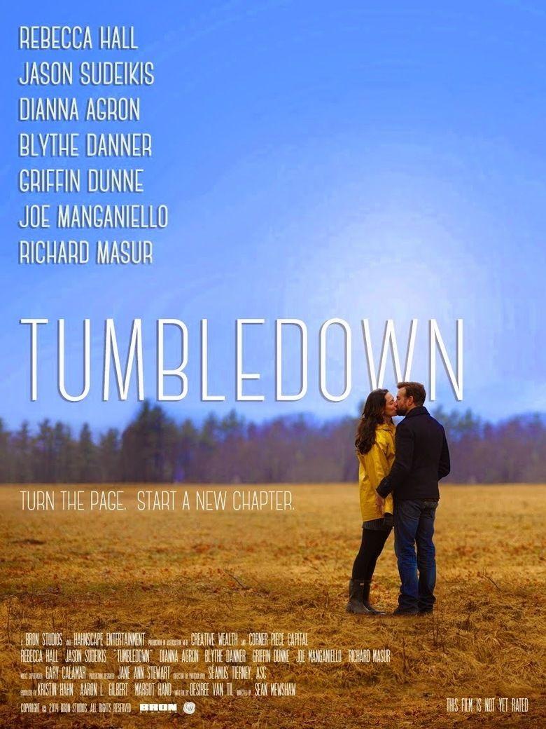 Tumbledown (2015 film) movie poster