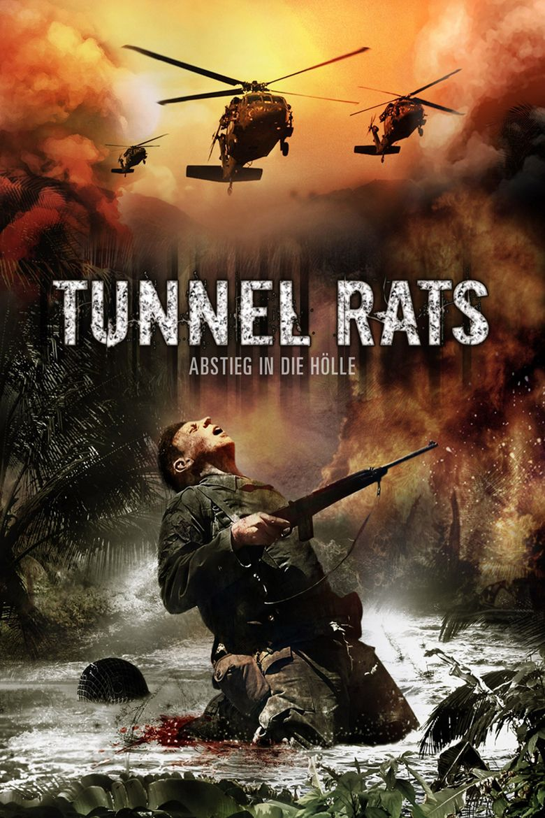Tunnel Rats (film) movie poster