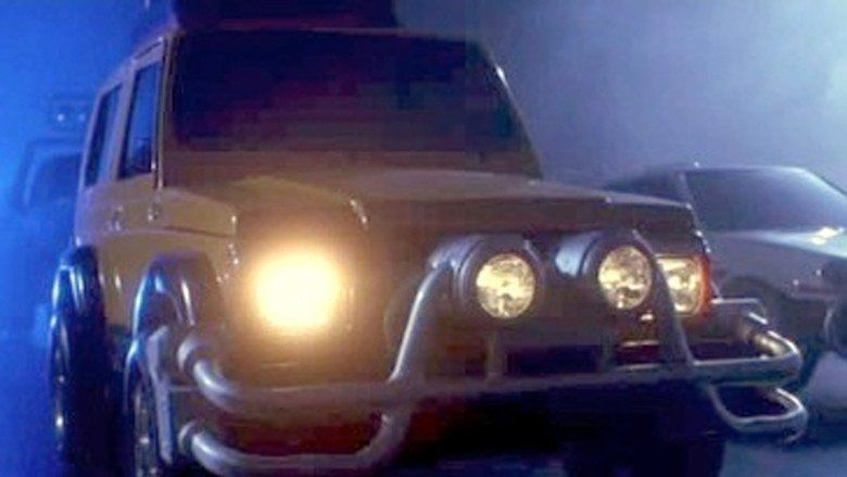 Turbo: A Power Rangers Movie movie scenes
