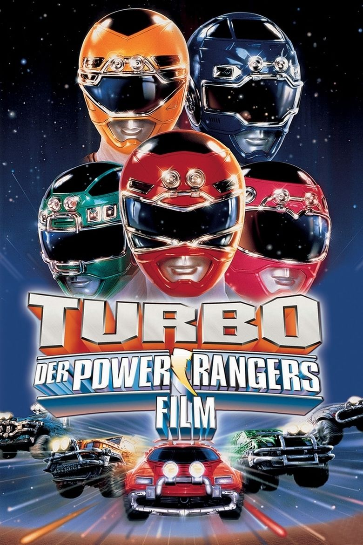 Turbo: A Power Rangers Movie movie poster