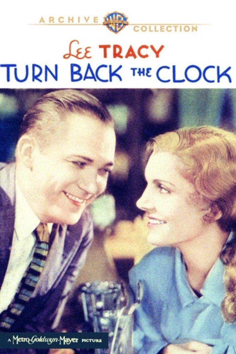 Turn Back the Clock (film) movie poster