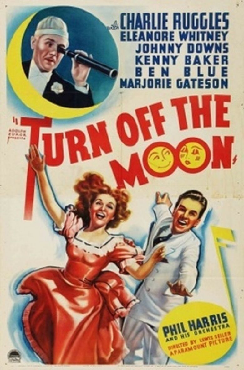 Turn Off the Moon movie poster