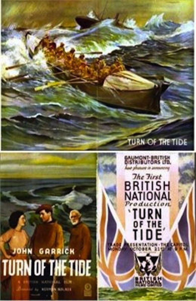 Turn of the Tide movie poster