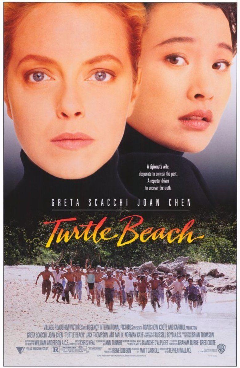 Turtle Beach (film) movie poster