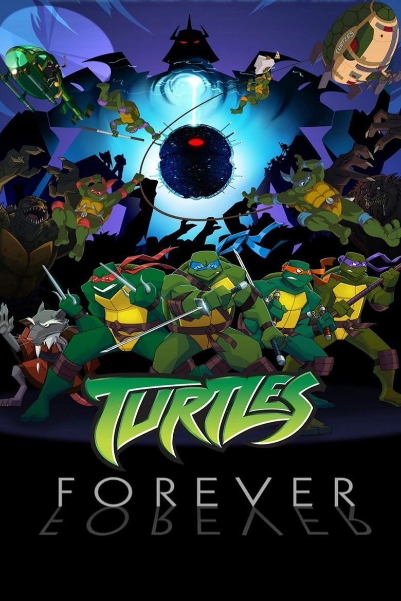 Turtles Forever movie poster