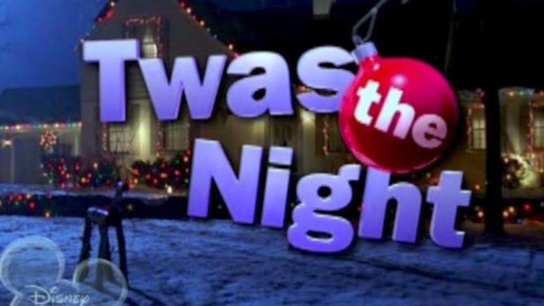 Twas the Night movie scenes