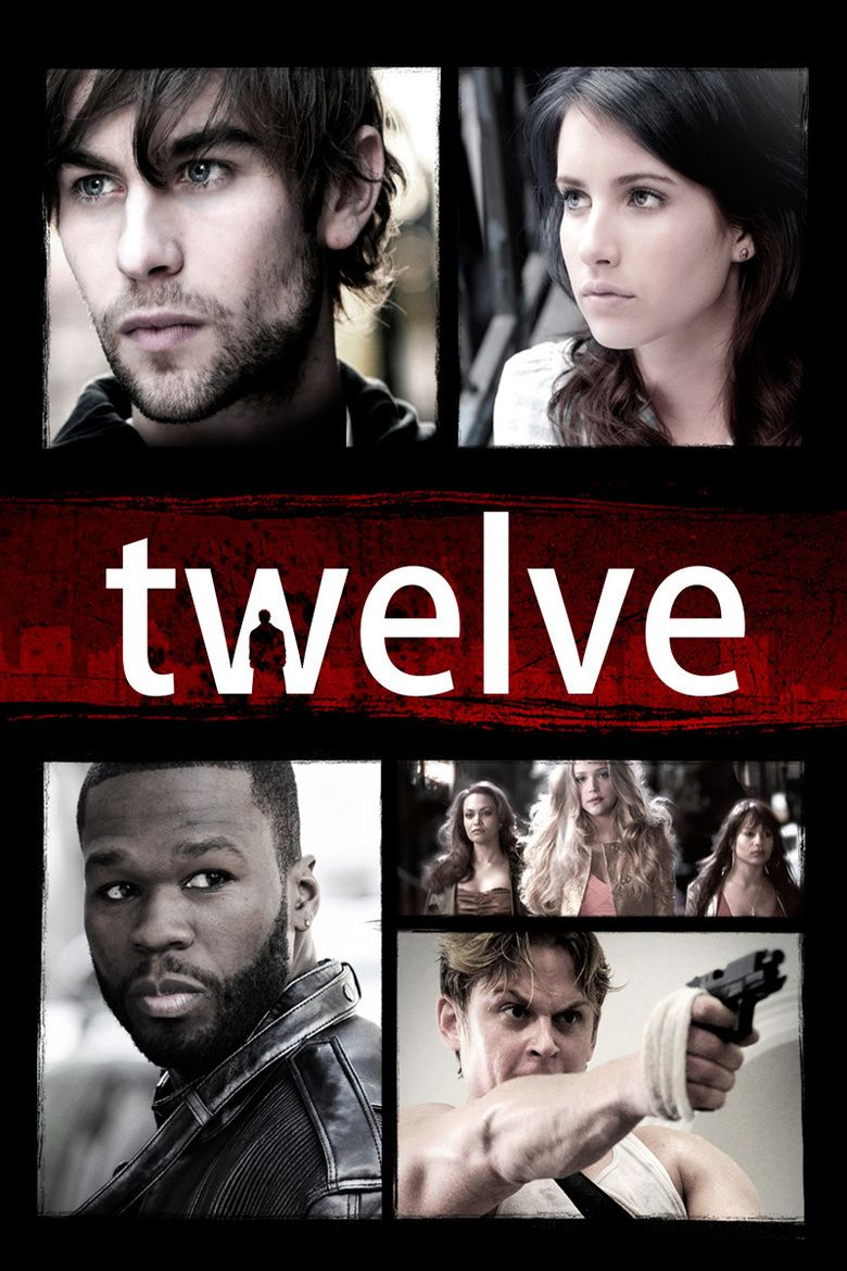 Twelve (2010 film) movie poster