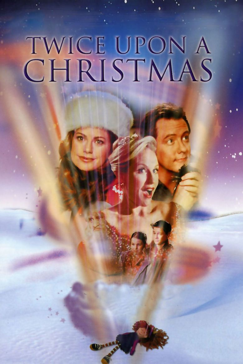 Twice Upon a Christmas movie poster