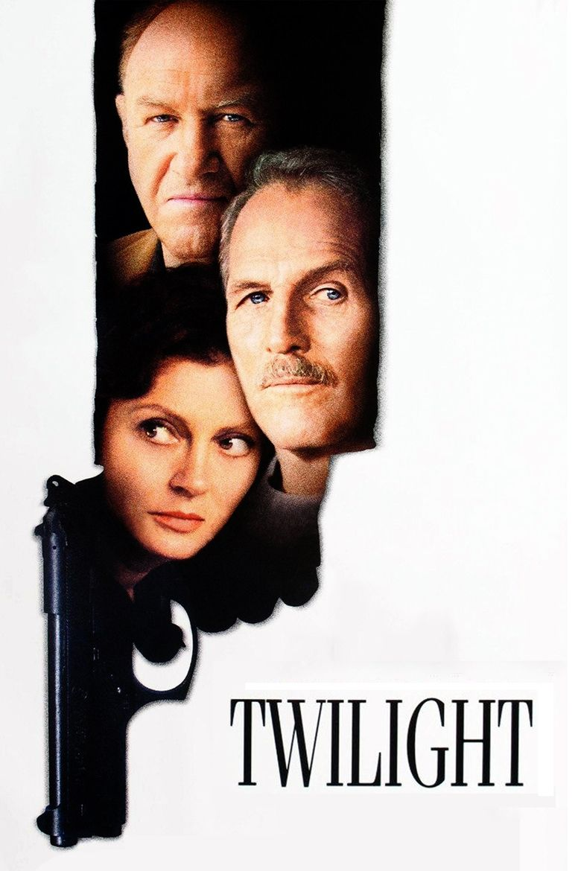 Twilight (1998 film) movie poster