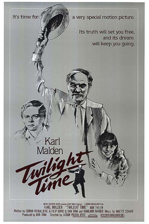 Twilight Time (film) movie poster
