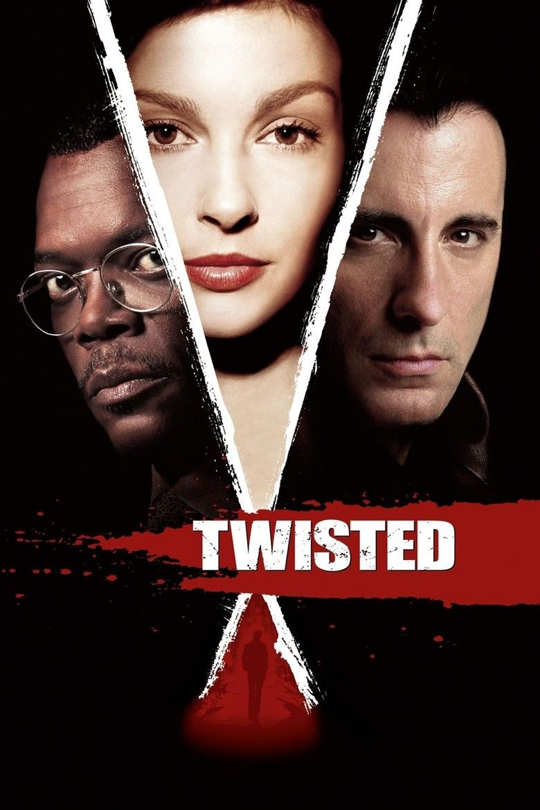 Twisted (2004 film) movie poster