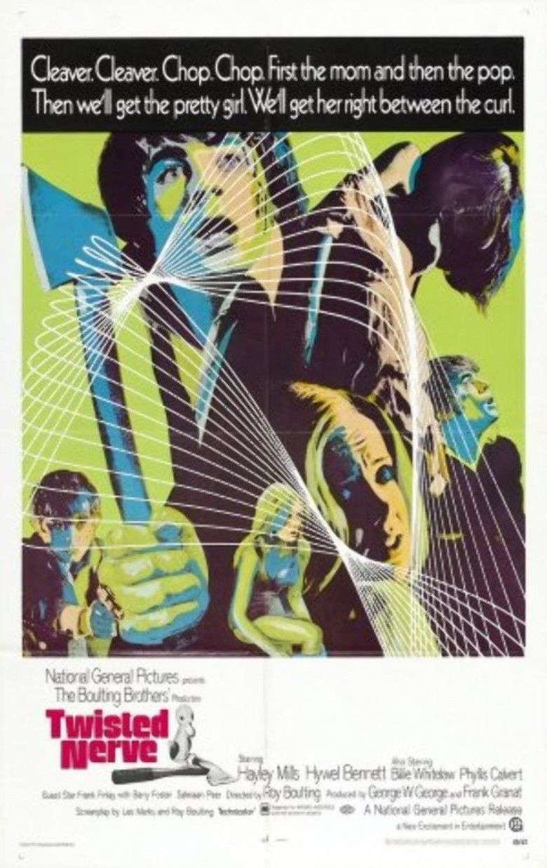 Twisted Nerve movie poster