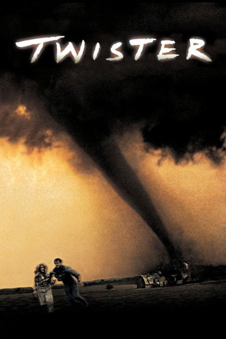 Twister (1996 film) movie poster