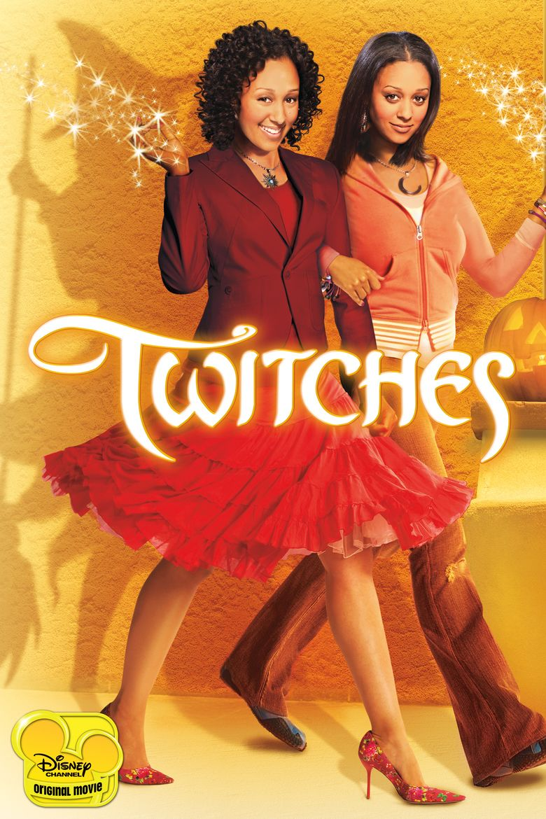 Twitches (film series) movie poster