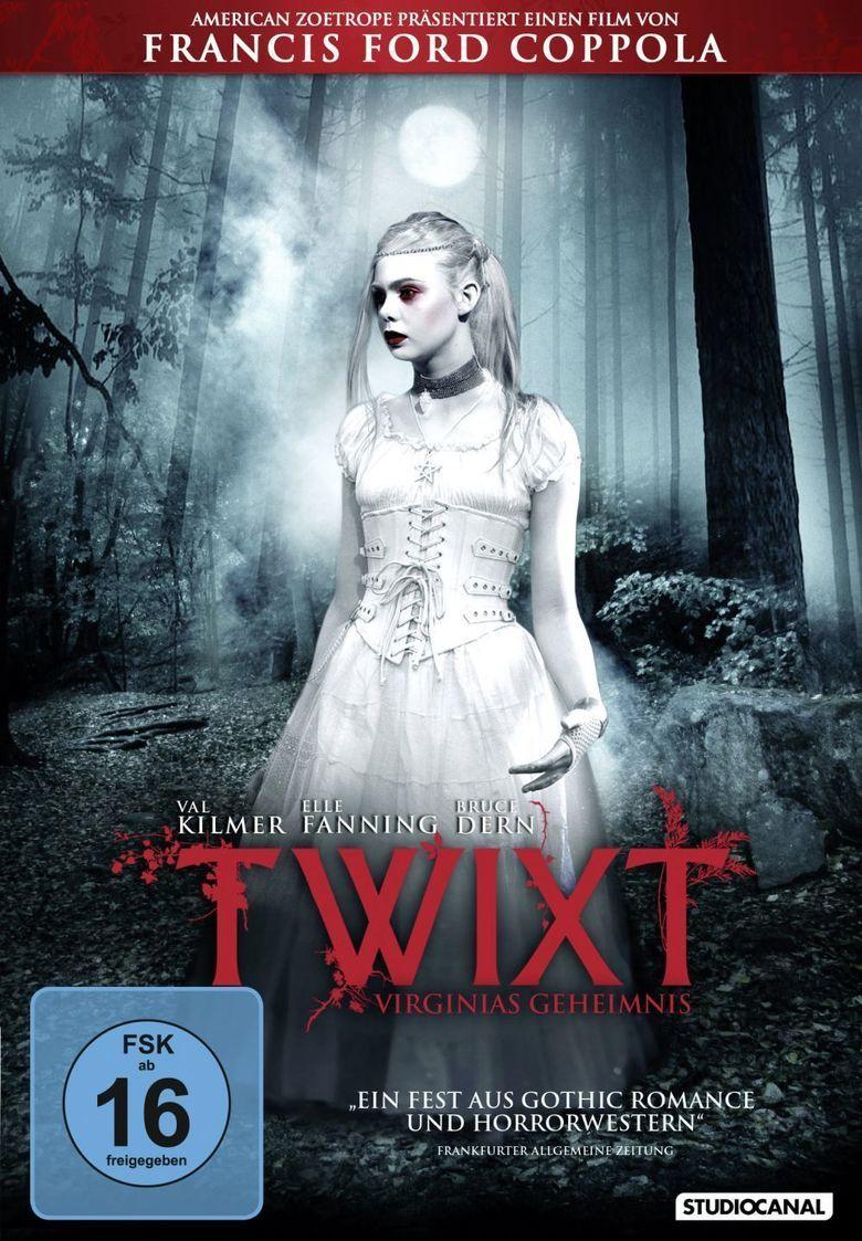 Twixt (film) movie poster