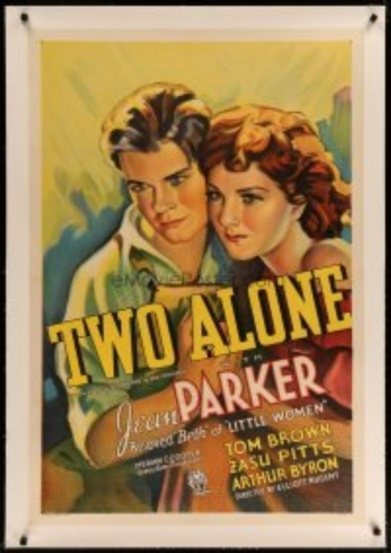 Two Alone movie poster