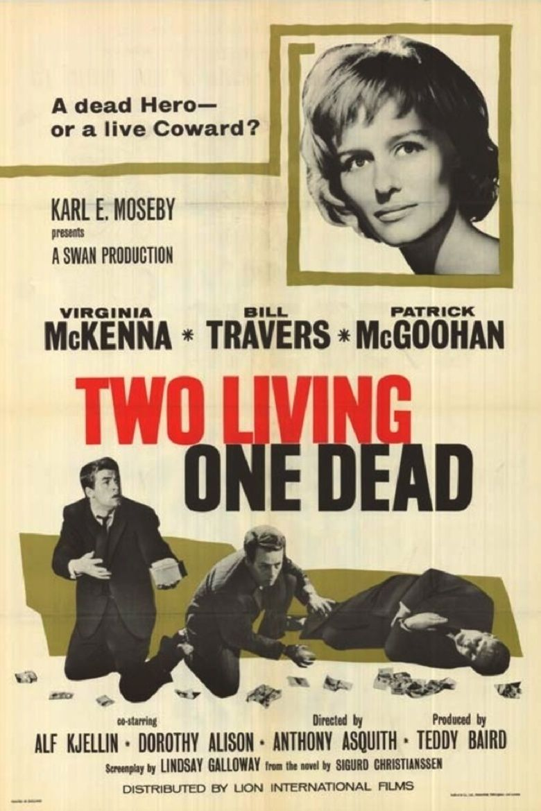 Two Living, One Dead movie poster