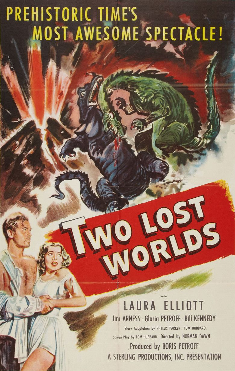 Two Lost Worlds movie poster