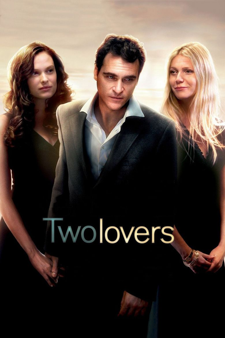 Two Lovers (2008 film) movie poster