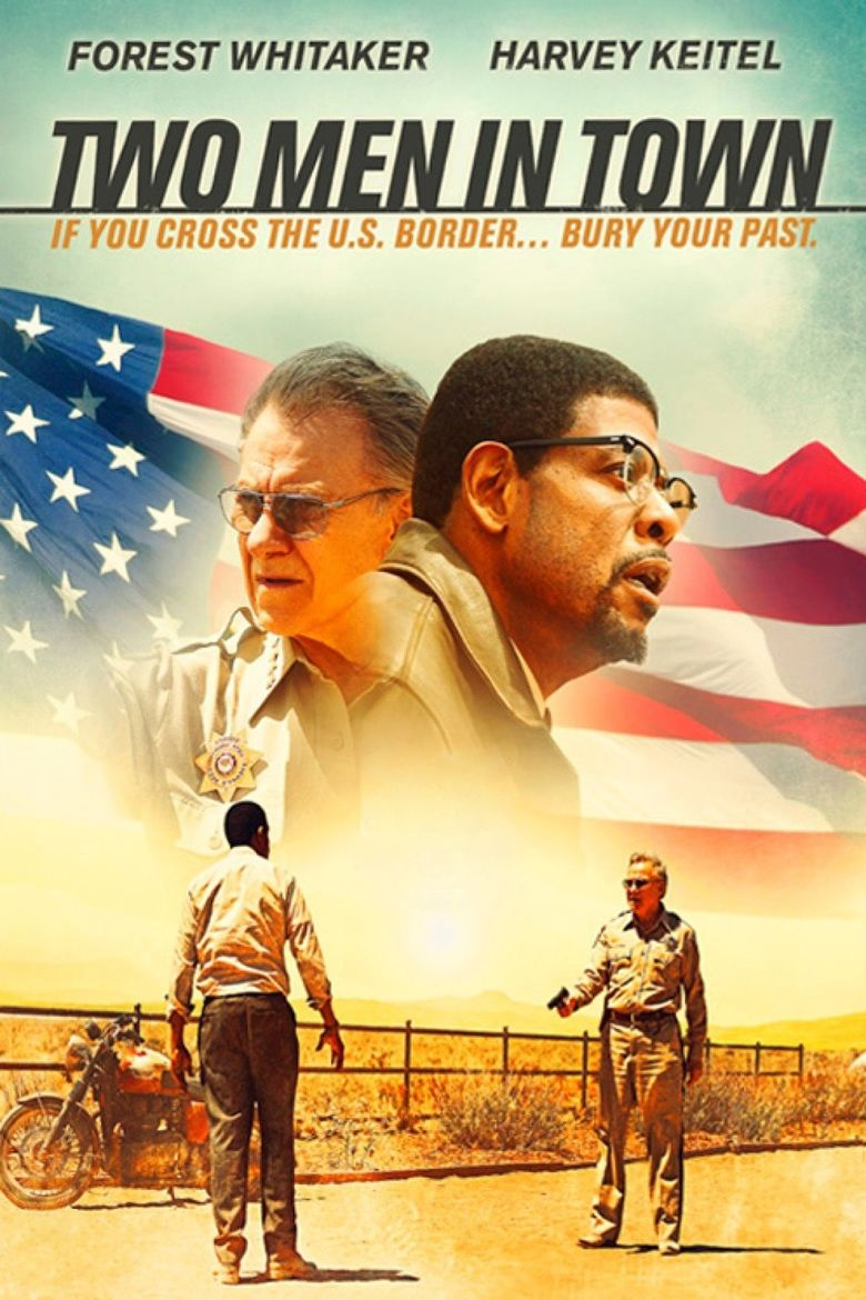 Two Men in Town (2014 film) movie poster