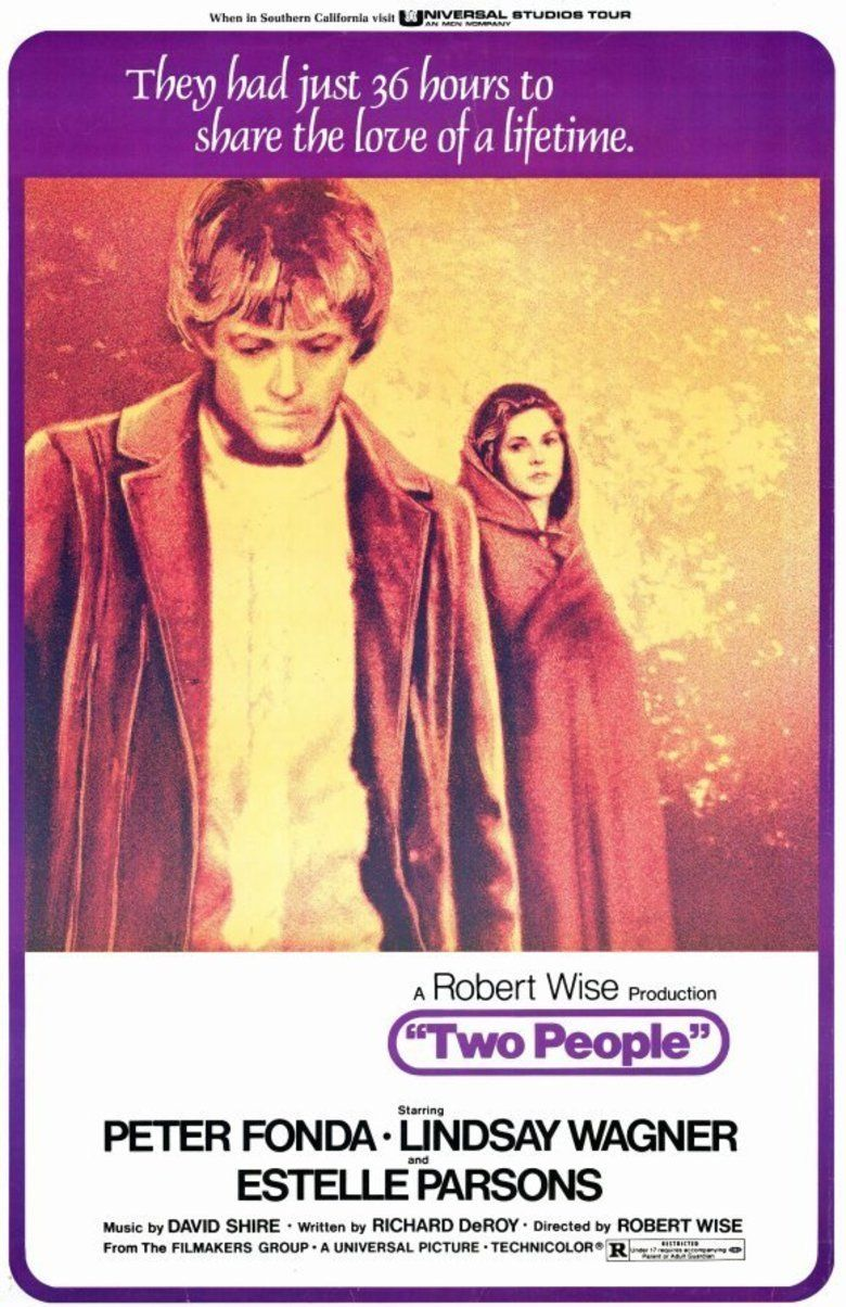 Two People (film) movie poster